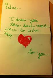 26 funniest love notes ever to be written by kids that would win