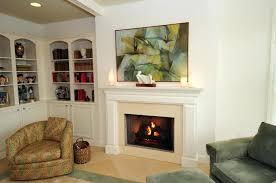 contemporary fireplace mantel design ideas mosaic tile surround
