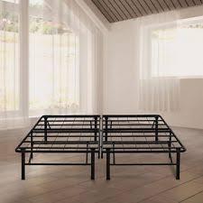 foldable platform bed premier metal platform beds frames ebay