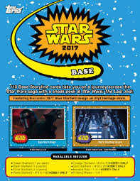 wars cards topps wars journey to episode 8 trading cards