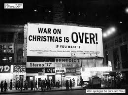 War On Christmas Meme - the war on christmas is over except if you watch fox news meme
