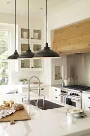inspirative industrial pendant lights for kitchen ideas chrome