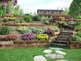 Backyard Retaining Wall Ideas Landscaping Retaining Wall Portfolio Retaining Walls Garden