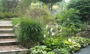 Sloped Backyard Landscaping Ideas Landscaping Ideas For Small Sloped Backyards Landscaping