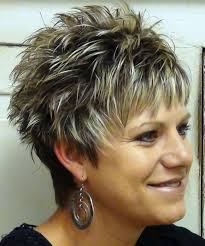 spiky haircuts for seniors 41 best hair short images on pinterest short hairstyles
