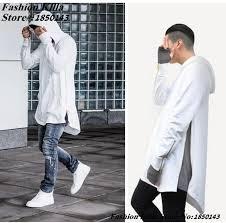designer pullover swag mens designer clothes oversized hoodie side split