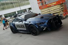 transformers ford mustang tf5 the last barricade ford mustang car