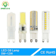 are g9 light bulbs dimmable wholesale greeneye 5w 12w led g9 bulb dimmable cob ac 220v led light