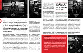 best photos of magazine article layout template newspaper