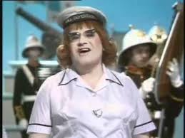 the two ronnies sailor gals golly watch them dance camp