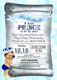 prince baby shower invitations royal baby shower invitations ryanbradley co