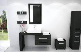 Black Vanity Table Vanities Fresca Livello 24 Black Modern Bathroom Vanity Modern