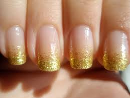 21 gold glitter nail designs gold glitter rhinestone stiletto