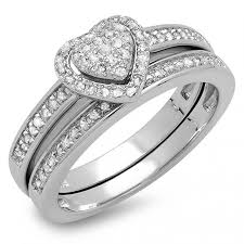 heart shaped wedding rings heart shaped engagement ring photos lovetoknow