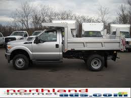 Ford F350 4x4 Trucks - 2011 ford f350 super duty xl regular cab 4x4 chassis dump truck in