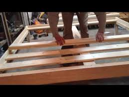 Bed Frames For Less How To Make The Best Heavy Duty Bed Frame With Less Than 15