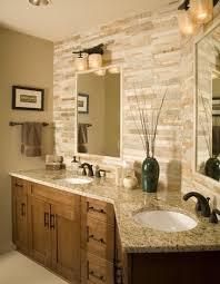 bathroom backsplash designs venetian gold granite design in bathroom the sandstone style