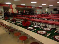 Football Banquet Centerpiece Ideas by Party People Celebration Company Special Event Decor Custom