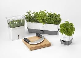 amazon com cole u0026 mason self watering indoor herb garden planter