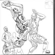 lakers coloring pages los angeles lakers by luckywayen on deviantart