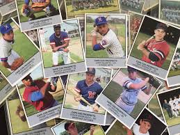 baseball card set in a league of its own news barnstable