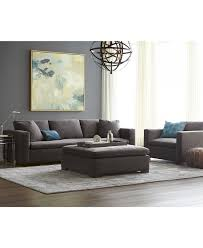 Kenton Fabric 2 Piece Sectional Sofa by Kenton Sage Sofa Macys Sofa Hpricot Com