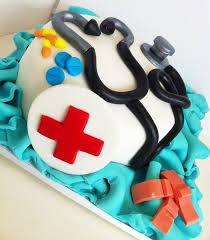 107 best doctor cakes images on pinterest doctor cake nurse
