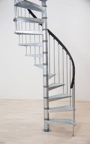 Height Of Handrails On Stairs by Dolle Toronto V3 Spiral Stair Kit Available In 2 Diameters