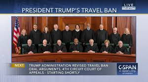 ninth circuit hears oral argument travel ban may 15 2017 c span org