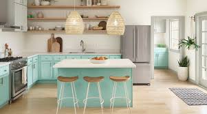 best paint color for kitchen cabinets 2021 top kitchen cabinet paint colors trending in 2021 unveiled