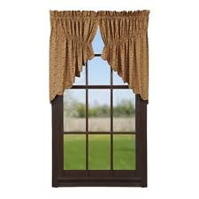 Rustic Curtains And Drapes Gold Curtains Drapes And Valances Ebay