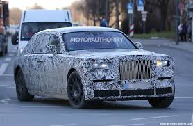 rolls royce suv vwvortex com next gen rolls royce phantom debuting in 2017