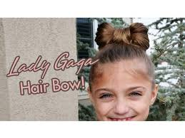 hair styles for a 53 year old lady gaga hair bow updos cute girls hairstyles youtube