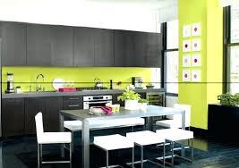cuisine gris et vert anis chambre grise et verte cuisine verte et grise cuisine grise mur