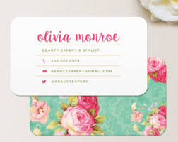 Event Business Cards Bold Damask Business Card Calling Card Mommy Card