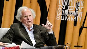Vanity Fair Photo Editor Editor Graydon Carter Is Leaving Vanity Fair Reveals He Built A