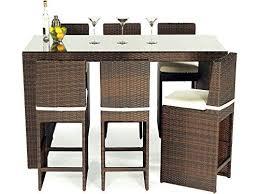 Rattan Bar Table 32 Best Rattan House Living U0026 Dining Sets Images On Pinterest