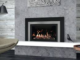 gas fireplace insert cost to operate ventless inserts with blower