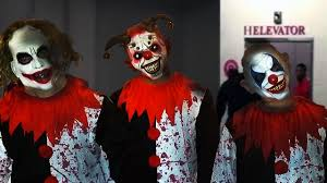 scary clown halloween costumes scary clowns in real life u2013 halloween prank prank army tv