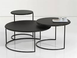 round metal side table 10 modern coffee tables coffee table design design lab and labs