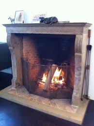 Texas Fireplace Screen by Big Should A Fireplace Screen Be