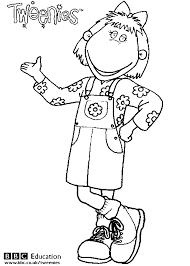 coloring pages tweenies animated images gifs pictures