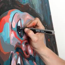 amazon com liquitex professional fine paint marker iridescent