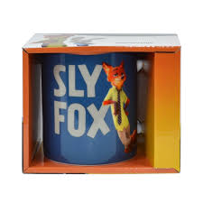 Fox Mug by Zootroplois Mug Sly Fox Disney