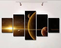 Hanging Solar System Etsy - Hanging solar system for kids room