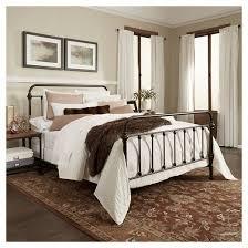 tilden standard metal bed inspire q target