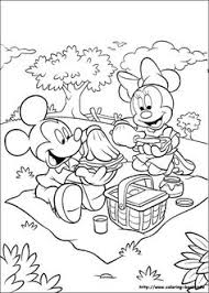 mickey mouse coloring pages kids printable free coloring