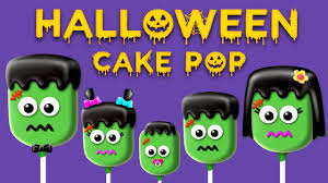 halloween finger family song cake pop finger family songs for