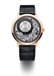 piaget automatic piaget introduces the record breaking altiplano ultimate automatic