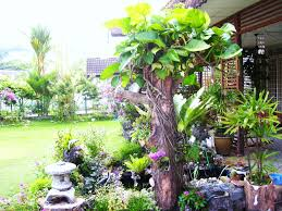 How To Build A Stump by Theperanakanconnection How To Make A Fake Tree Trunk Stump For